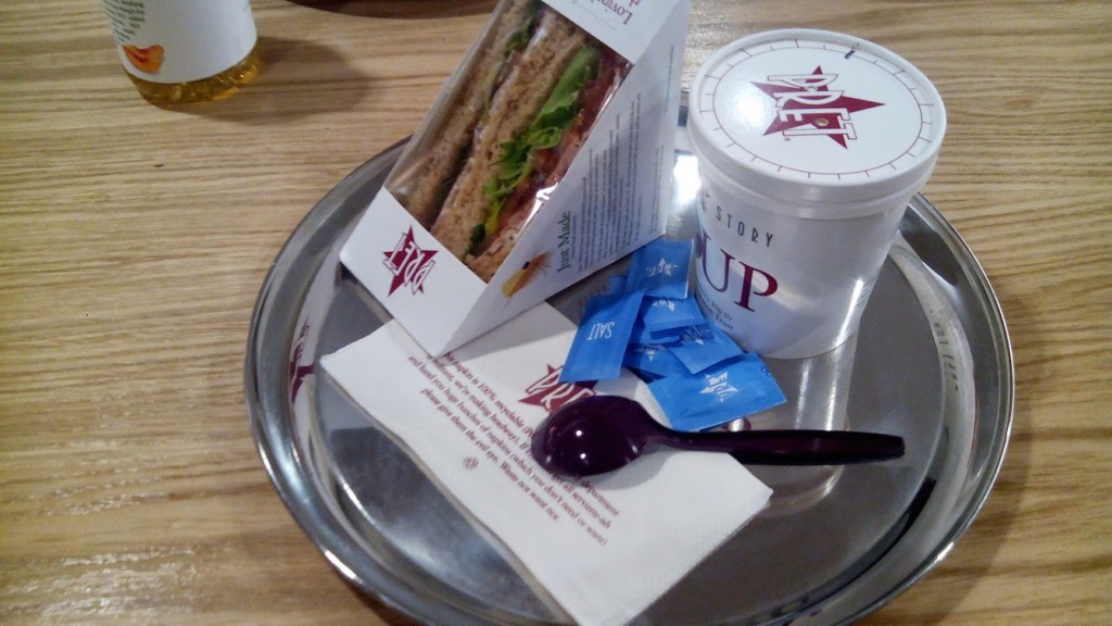london-pret-meal