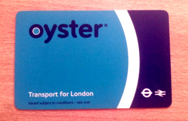 oyster-london