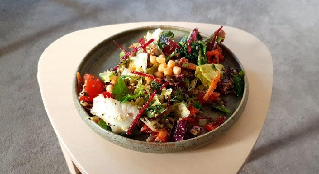 Signature salad of ruX